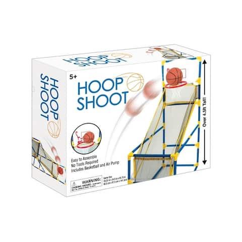 Hoop Shoot Basketball Set