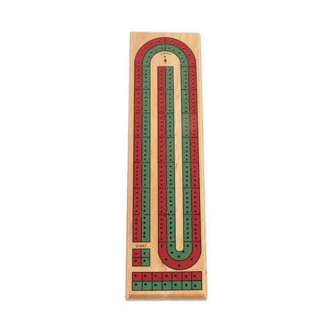 Classic Game Collection - 2 Track Color Cribbage