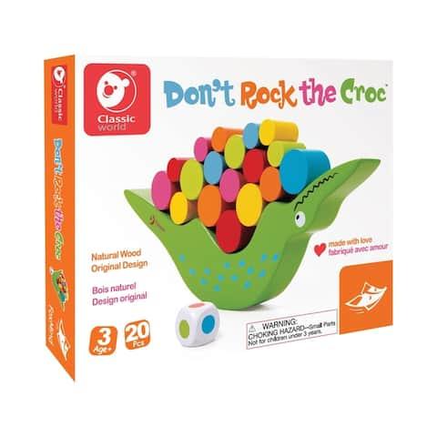 Don't Rock the Croc