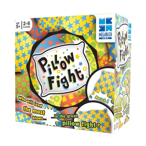 Pillow Fight Card Game