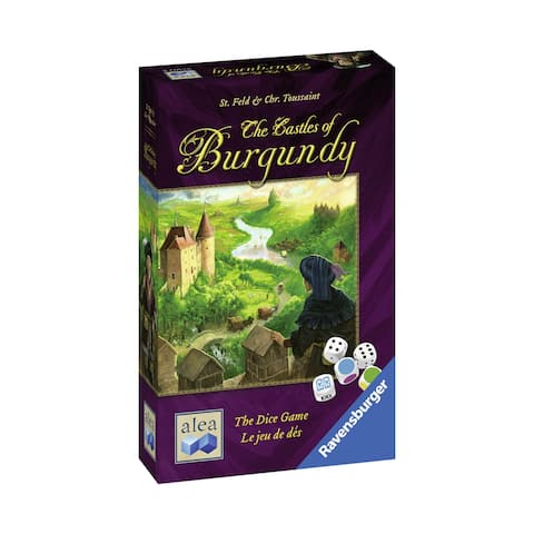 The Castles of Burgundy - The Dice Game