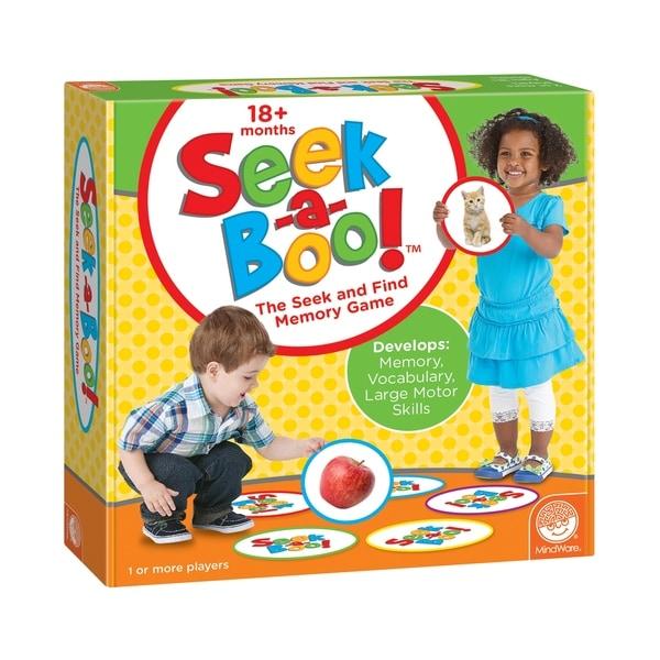 Seek-a-Boo!. Opens flyout.