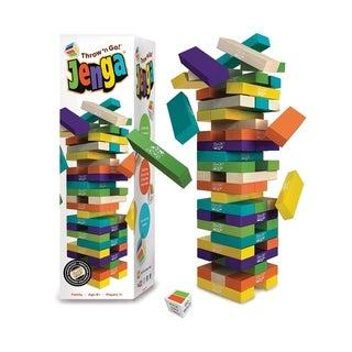 Link to Jenga Throw 'n Go! Similar Items in Musical Instruments