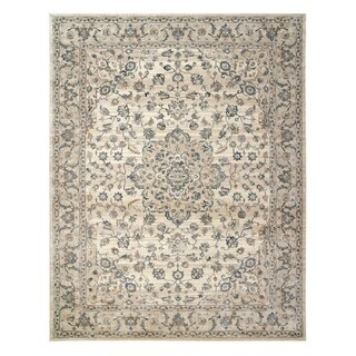 "Avenue 33 Beryl Lamar Cream Area Rug (7'10"" x10') by Gertmenian - 7'10"" x 10'"