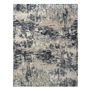 "Avenue 33 Beryl Byrne Gray Area Rug (7'10"" x10') by Gertmenian - 7'10"" x 10'"