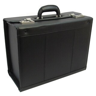Link to Amerileather Black Pilot / Catalog Case Similar Items in Briefcases