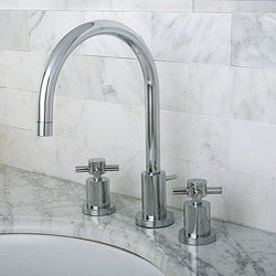 Concord Chrome Widespread Bathroom Faucet