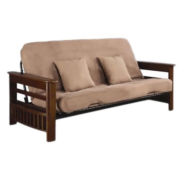 Serta Athens Futon Frame and Bed Set