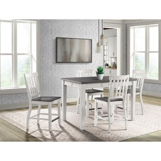 The Gray Barn Stony Creek Two-tone Counter Height Dining Set