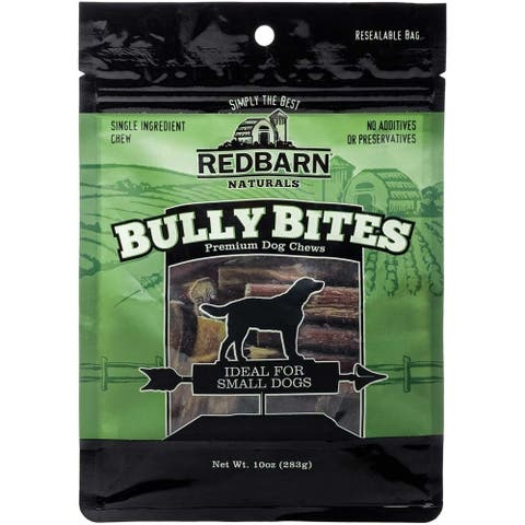 REDBARN Bully Bites (Case of 3)