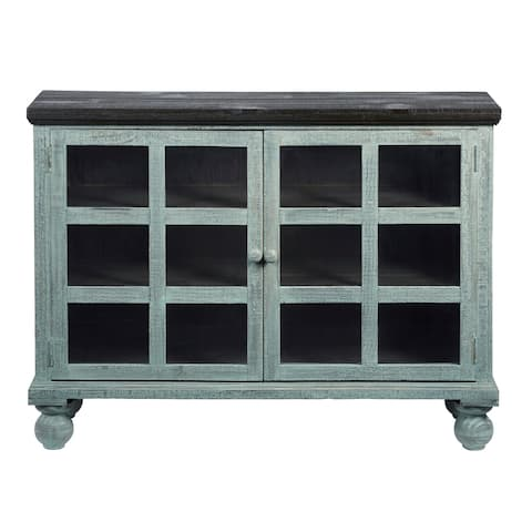 Progressive Elizabeth Display Cabinet - 16 x 36 x34