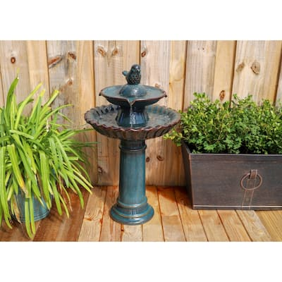 Buy Top Rated Design Craft Outdoor Fountains Online At Overstock
