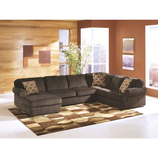 Shop Vista Armless Loveseat Left-arm Corner Chaise Right-arm Sofa 3 ...