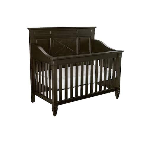 Valley Springs Crib in Castlerock Finish