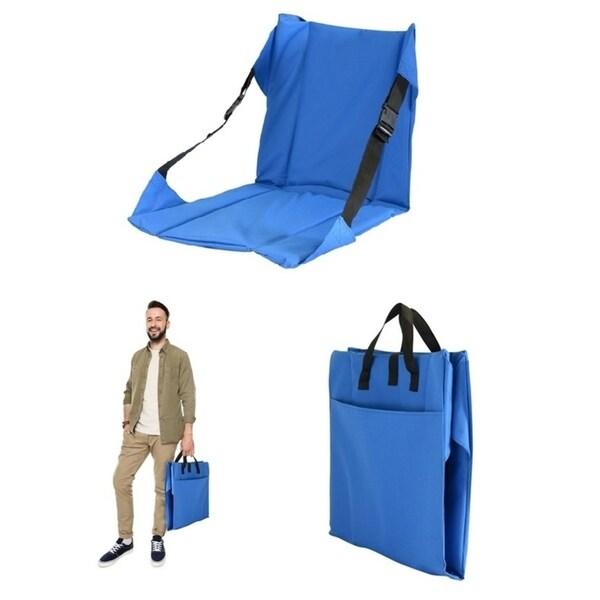 Superb Portable Wide Stadium Seat Light Weight Folding Stadium Chair Download Free Architecture Designs Scobabritishbridgeorg