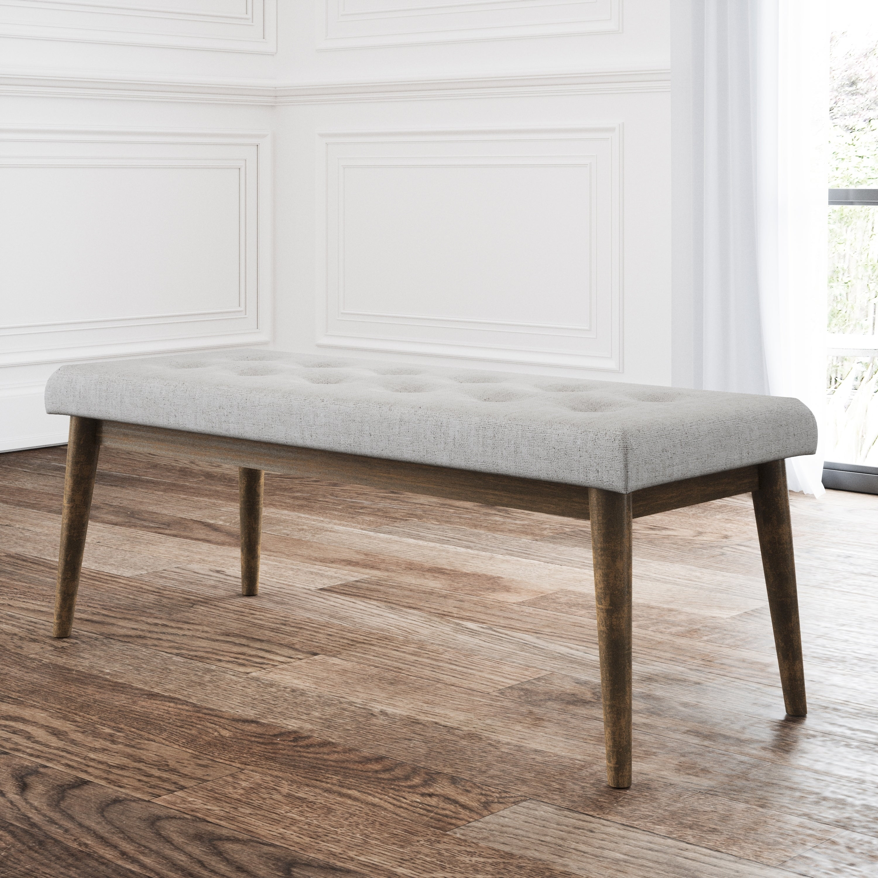 Buy Entryway Mid Century Modern Benches Settees Online At