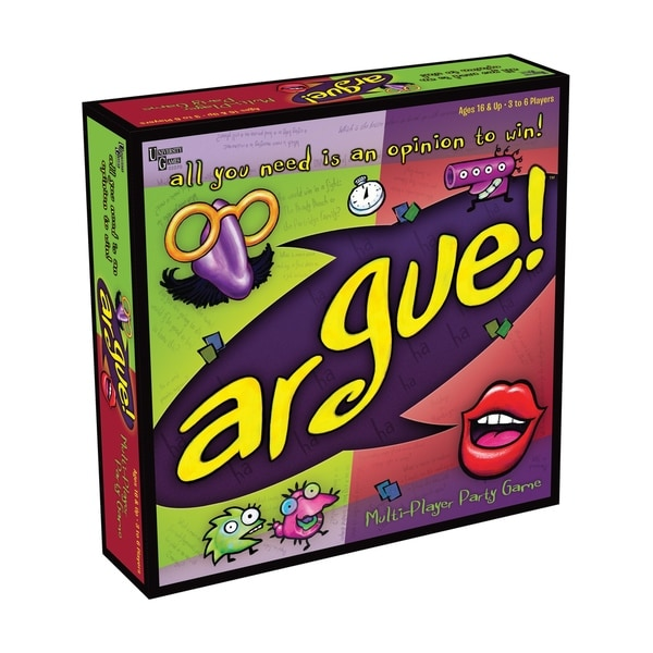Argue! Board Game - Argue! Board Game. Opens flyout.