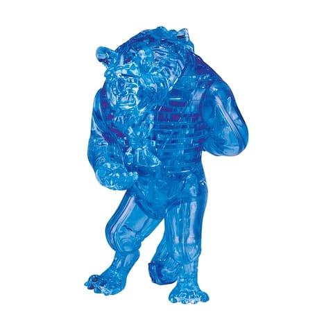 3D Crystal Puzzle - Disney Price Adam/Beast: 49 Pcs