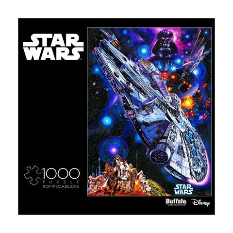 Star Wars Vintage Art - You're All Clear, Kid: 1000 Pcs