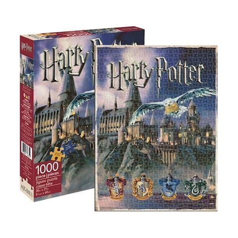 Harry Potter - Hogwarts Jigsaw Puzzle: 1000 Pcs