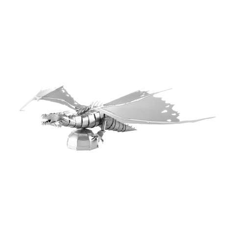 Metal Earth 3D Metal Model Kit - Harry Potter Gringotts Dragon