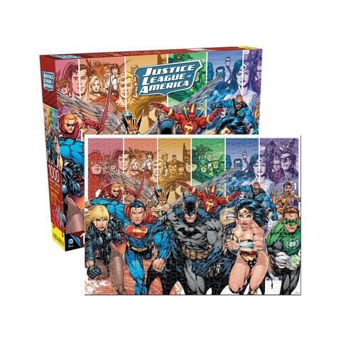 DC Comics - Justice League of America Jigsaw Puzzle: 1000 Pcs