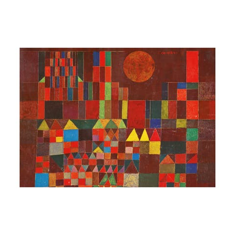 Paul Klee - Castle and Sun: 1000 Pcs