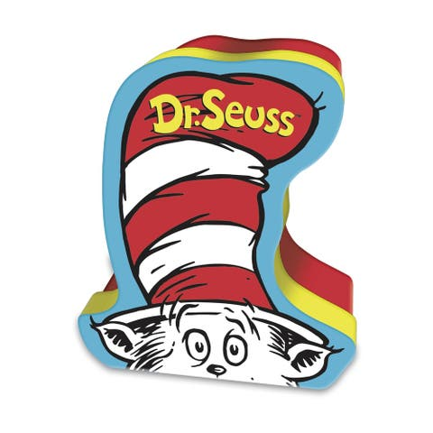 Dr. Seuss - Cat in the Hat Floor Puzzle in a Hat-Shaped Box: 24 Pcs