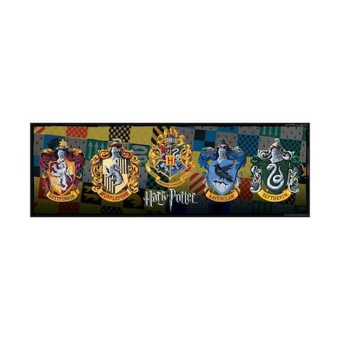 Harry Potter - Crests Jigsaw Puzzle: 1000 Pcs