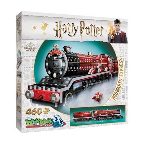 Harry Potter Collection - Hogwarts Express 3D Puzzle: 460 Pcs