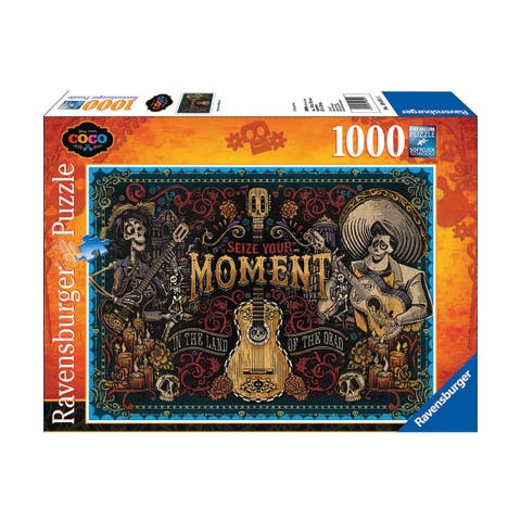 Disney Pixar Coco - Seize Your Moment: 1000 Pcs