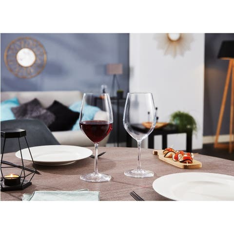 Chef & Sommelier Domaine Tulip All Purpose Wine Glass, 22 ounce, Set of 6 - 22 oz