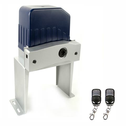 ALEKO Electric Sliding Gate Opener for Gates Up to 40ft Long and 1400lb