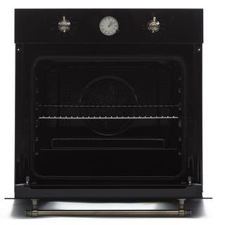 """HYAKI 24"""" 12 Cooking Functions Electric Built-in Convection Wall Oven"""
