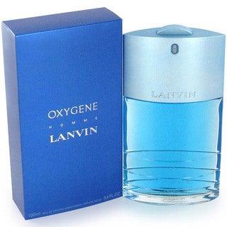 Lanvin Oxygene Men's 3.4-ounce Eau de Toilette Spray