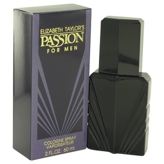 Passion by Elizabeth Taylor Men's 2-ounce Cologne Spray