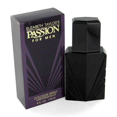 Passion Men's 4-ounce Cologne Spray