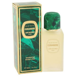 CORIANDRE by Jean Couturier Eau De Toilette Spray 3.4 oz