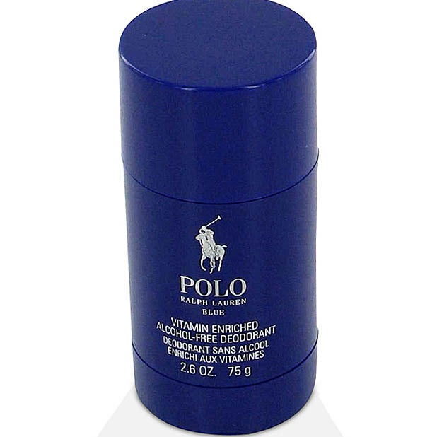 Ralph Lauren Polo Blue Men's 2.6-ounce Deodorant Stick (P...