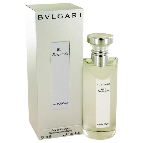 Bvlgari White Women's 2.5-ounce Eau de Parfum Spray