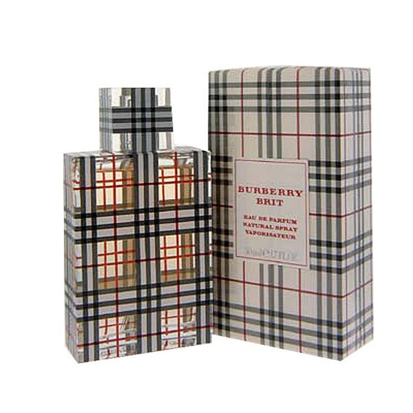264ff11bd71d Shop Burberry Brit Women s 1.7-ounce Eau de Parfum Spray - Free Shipping On  Orders Over  45 - Overstock - 2657204