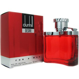 Dunhill Desire Red Men's 1.7-ounce Eau de Toilette Spray