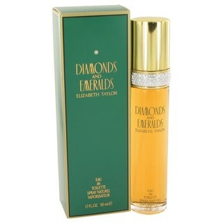 Diamonds & Emeralds Women's 1.7-ounce Eau de Toilette Spray