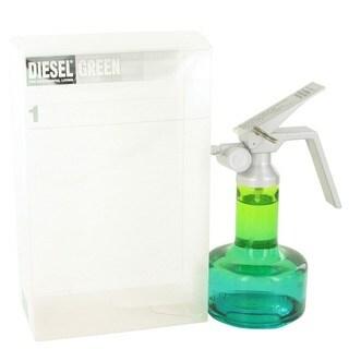 Diesel Green Men's 2.5-ounce Eau de Toilette Spray