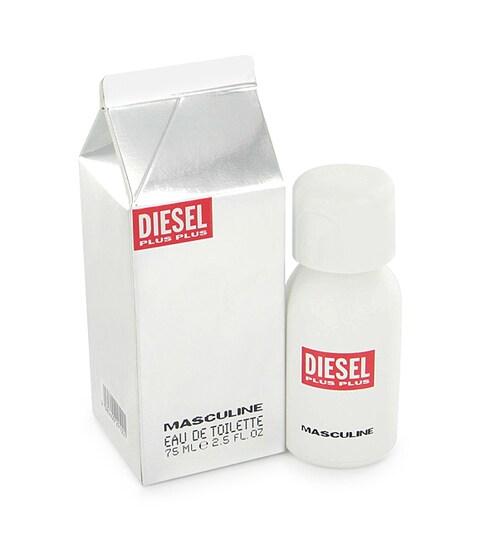 Diesel Plus Men's 2.5-ounce Eau de Toilette Spray