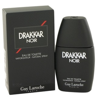 Drakkar Noir Men's 1-ounce Eau de Toilette Spray