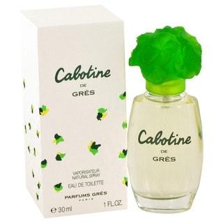 Parfums Gres Cabotine Women's 1-ounce Eau de Toilette Spray