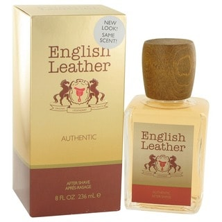 Dana English Leather Men's 8-ounce Aftershave