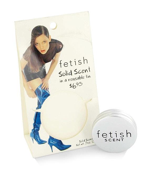 Dana Fetish Women's 0.5-ounce Solid Scent Reusable Tin