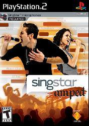 PS2 - SingStar Amped (Software Only)
